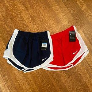 Nike Pro 🏃♀️ Shorts DriFit Mesh Brand New Duo